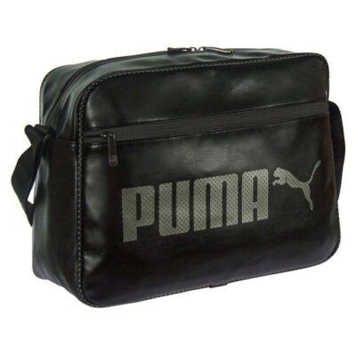 Puma 074534 fekete műbőr oldaltáska