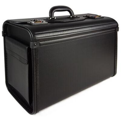 Műbőr pilóta táska