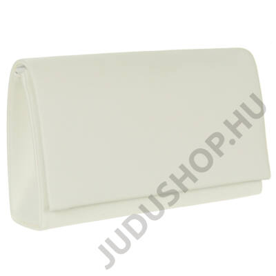 Luca B 6115-1 fehér alkalmi táska