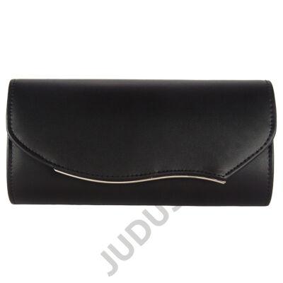 XQ9010 fekete alkalmi táska