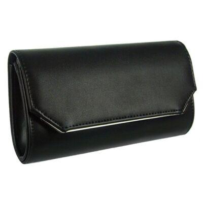 XQ9014 fekete alkalmi táska