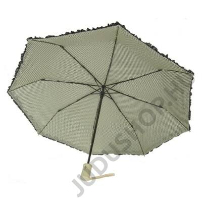 FeelingRain 316a drapp pöttyös esernyő