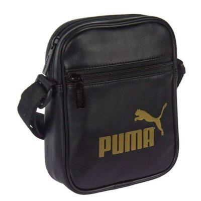 Puma 076736 fekete műbőr válltáska