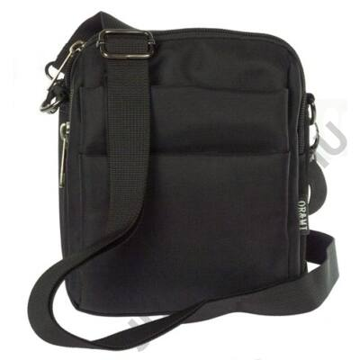 Ormi 81611 fekete férfi táska