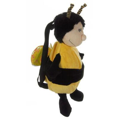 Plüss méhecske háti