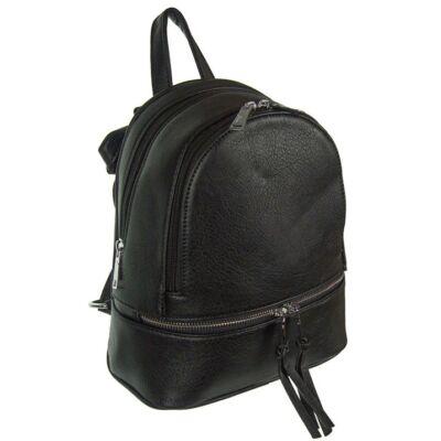Urban S A-172 fekete hátizsák