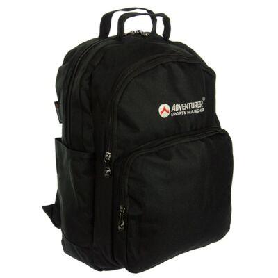 Adventurer at5263 fekete hátizsák