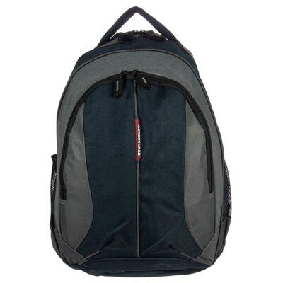 Adventurer bt5389 kék-szürke hátizsák