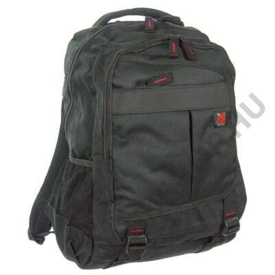 Adventurer bt 5591 fekete hátizsák
