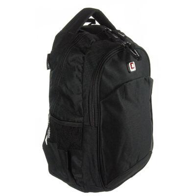 Adventurer BT5593 fekete hátizsák