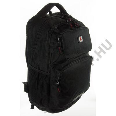 Adventurer BT5598 fekete hátizsák