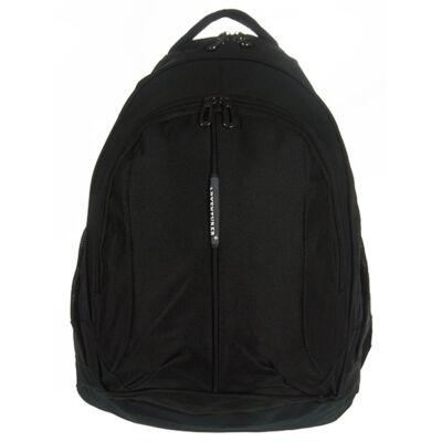 W5529B fekete hátizsák