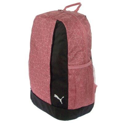 Puma 077297 pink-fekete hátizsák