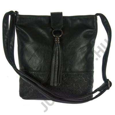 Gullig 7100 fekete műbőr női táska