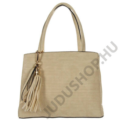 A2283 drapp kézi fogós női táska
