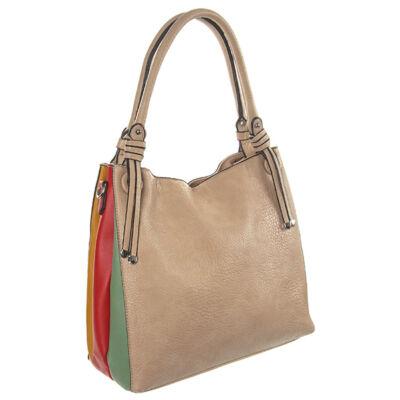 Linda yf311 mogyoró színű női táska