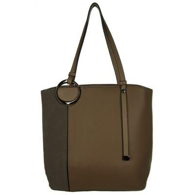 MC620 keki műbőr női táska