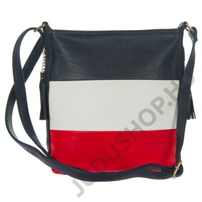 MonicaCo m8285 trikolor női táska