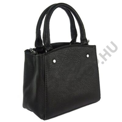 Runfa a6050 kicsi fekete műbőr táska