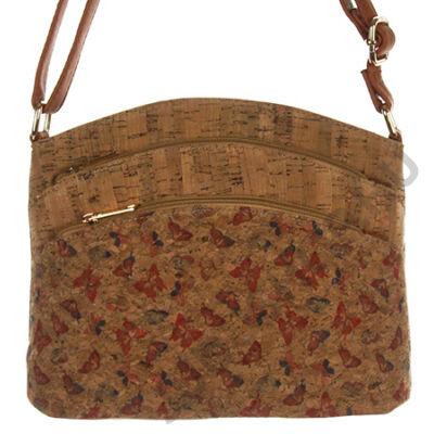 Urban 219-8 lepkés,parafamintás női táska