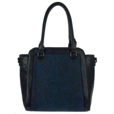 Urban 7059 kék műbőr női táska