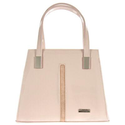 Corrado M smerfetka pink rostbőr táska