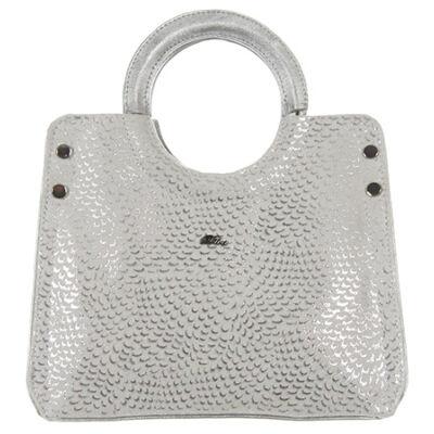 Díva 608-2 ezüst női táska