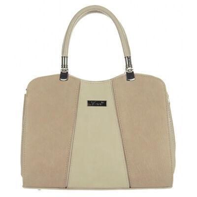Karen bézs színű női táska D341