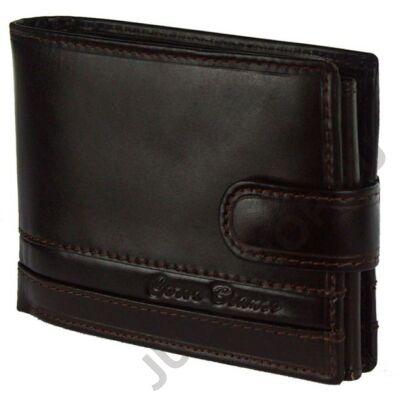 CorvoB rccs1021/t barna bőr pénztárca