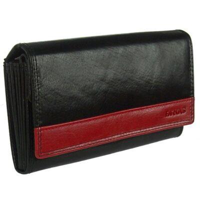 Farkas 386712 fekete bőr pénztárca