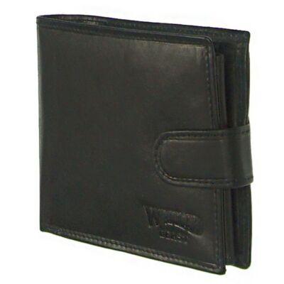 Wild swb1021/t fekete férfi bőr pénztárca