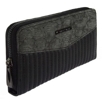 99898 fekete pénztárca