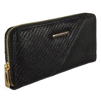MissYou 99905 fekete pénztárca