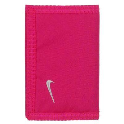 Nike pink textil pénztárca