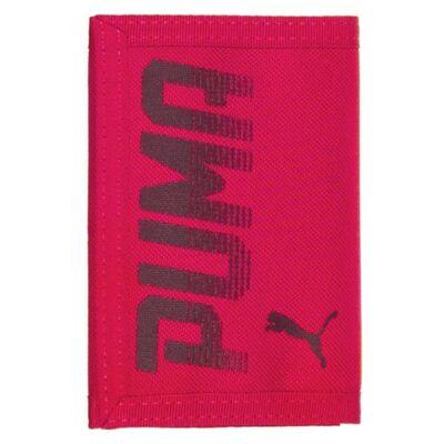 Puma 074716 04 pink textil pénztárca