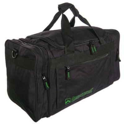 Adventurer bt8322-s fekete-zöld utazótáska