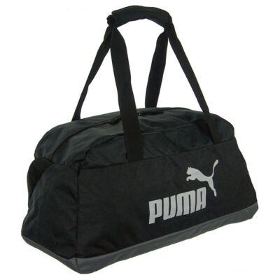 Puma 074942 fekete-szürke utazótáska