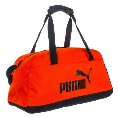 Puma 074942 narancssárga-fekete utazótáska